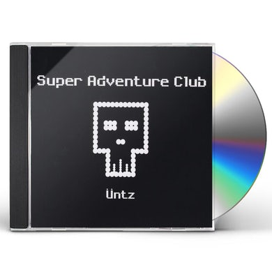 Super Adventure Club ANTZ CD