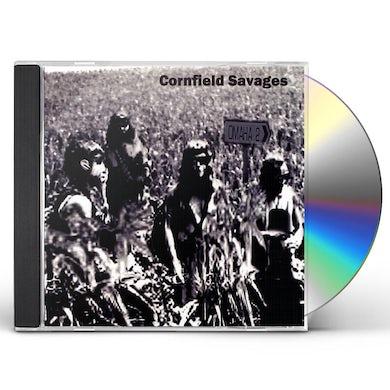 Crap Detectors CORNFIELD SAVAGES CD