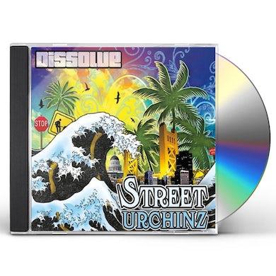 Street Urchinz DISSOLVE CD