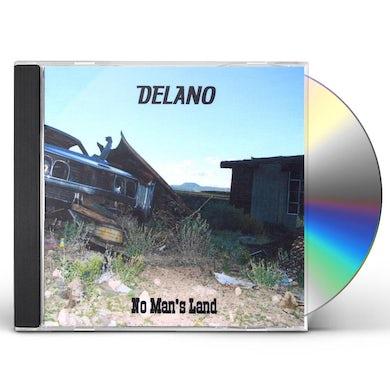 Delano NO MAN'S LAND CD