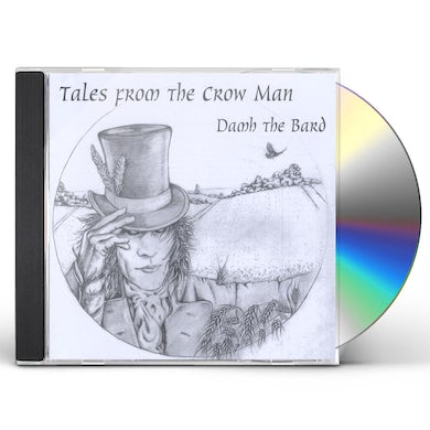 Damh the Bard TALES FROM THE CROW MAN CD