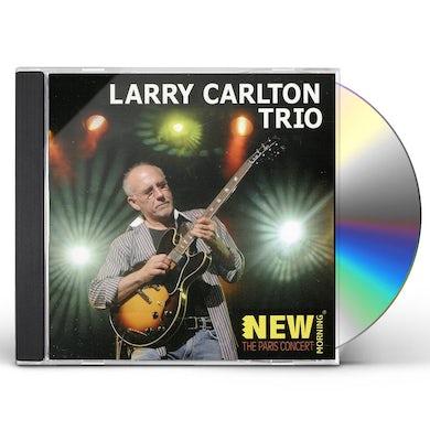 Larry Carlton PARIS CONCERT CD