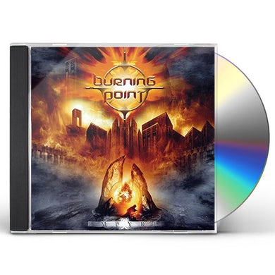 Burning Point EMPYRE CD