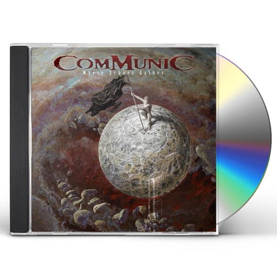 Communic WHERE ECHOES GATHER CD