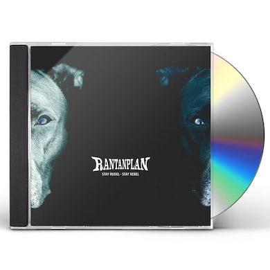 STAY RUDEL - STAY REBEL CD