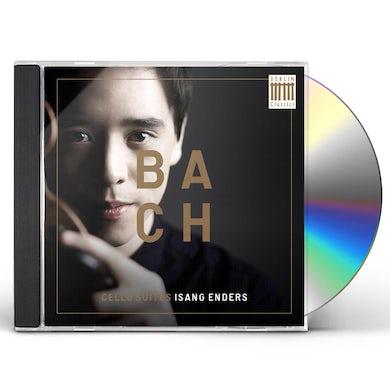 J.S. Bach / Enders CELLO SUITES CD