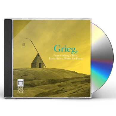 BC-SELECT13 GRIEG: FROM HOLBERG CD