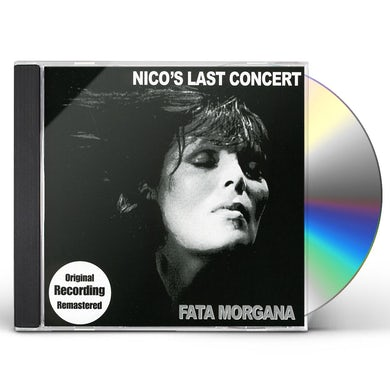 FATA MORGANA: NICO'S LAST CONCERT CD