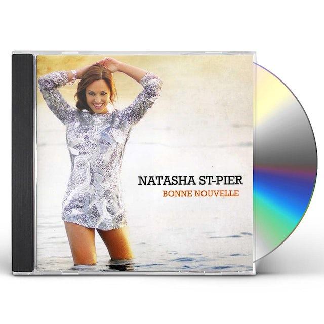 Natasha St-Pier BONNE NOUVELLE CD