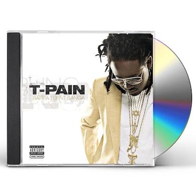 T-Pain RAPPA TERNT SANGA CD