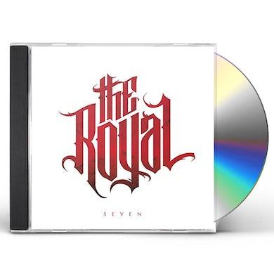 Royal SEVEN CD