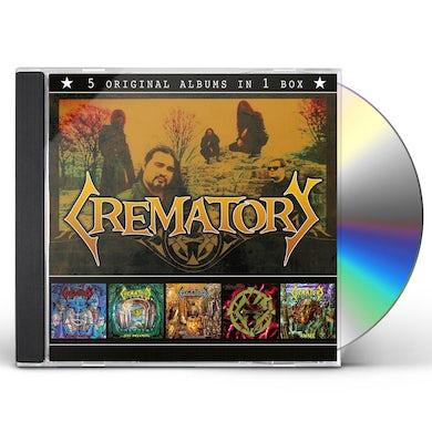 Crematory 5 IN 1 BOXSET CD