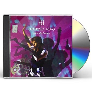 Marcela Morelo FUERA DEL TIEMPO CD