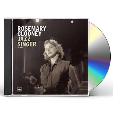 Rosemary Clooney Jazz Singer CD