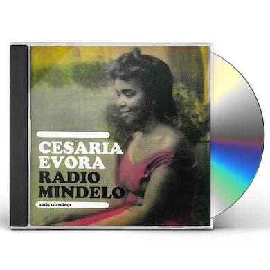 Cesaria Evora RADIO MINDELO CD