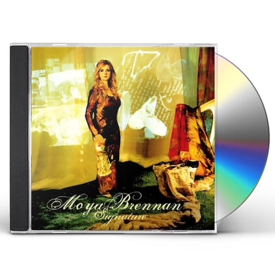 Moya Brennan SIGNATURE CD