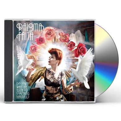 Paloma Faith DO YOU WANT THE TRUTH OR SOMETHING BEAUTIFUL CD