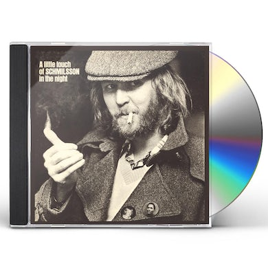 Harry Nilsson  LITTLE TOUCH OF SCHMILSSON IN THE NIGHT CD