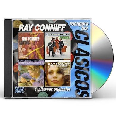 Ray Conniff RECUPERA TUS CLASICOS CD