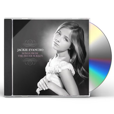 Jackie Evancho SONGS FROM THE SILVER SCREEN CD