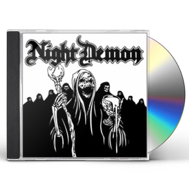 NIGHT DEMON CD