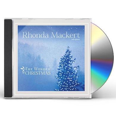 Rhonda Mackert WONDER OF CHRISTMAS CD