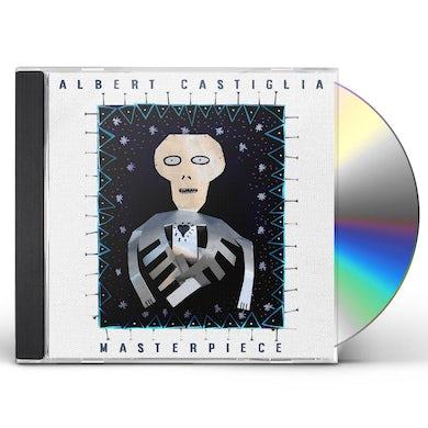 Albert Castiglia Masterpiece CD