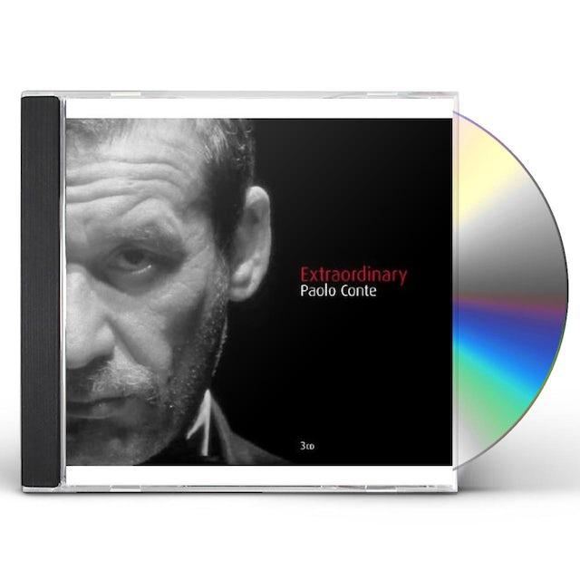Paolo Conte EXTRAORDINARY CD
