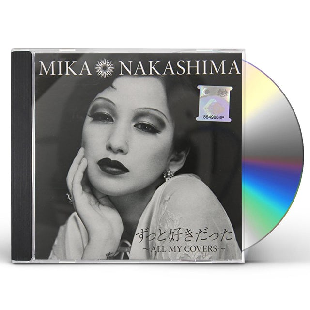 Mika Nakashima ZUTTO SUKIDATTA ALL MY COVERS CD