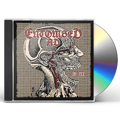 Entombed DEAD DAWN: DELUXE EDITION CD