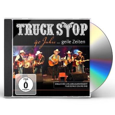 Truck Stop 40 JAHREGEILE ZEITEN CD