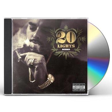 Berner 20 LIGHTS CD