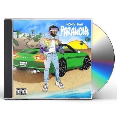 Money Man PARANOIA CD