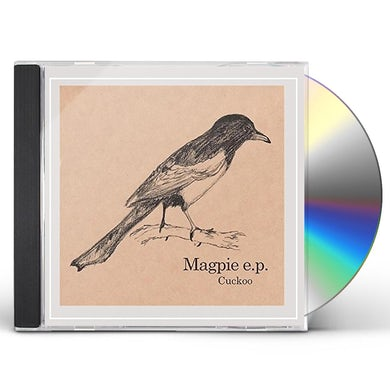 Cuckoo MAGPIE EP CD