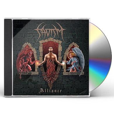 SADISM ALLIANCE CD
