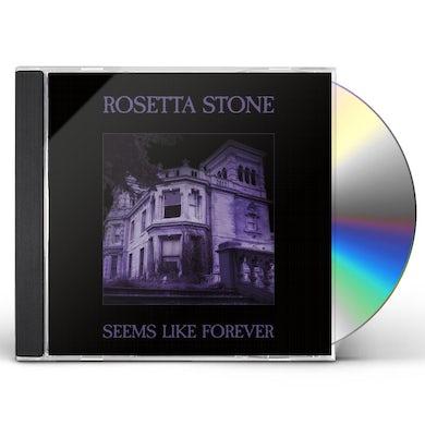 Rosetta Stone SEEMS LIKE FOREVER CD