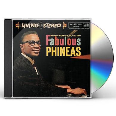 Phineas Newborn FABULOUS CD