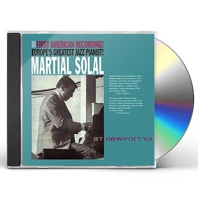 Martial Solal NEWPORT 63 CD