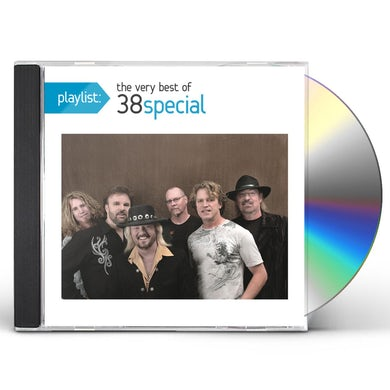 PLAYLIST: THE VERY BEST OF 38 SPECIAL CD