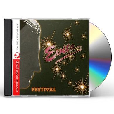 Festival EVITA CD
