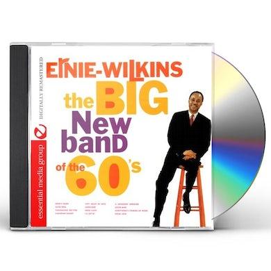 Ernie Wilkins BIG NEW BAND OF THE 60'S CD