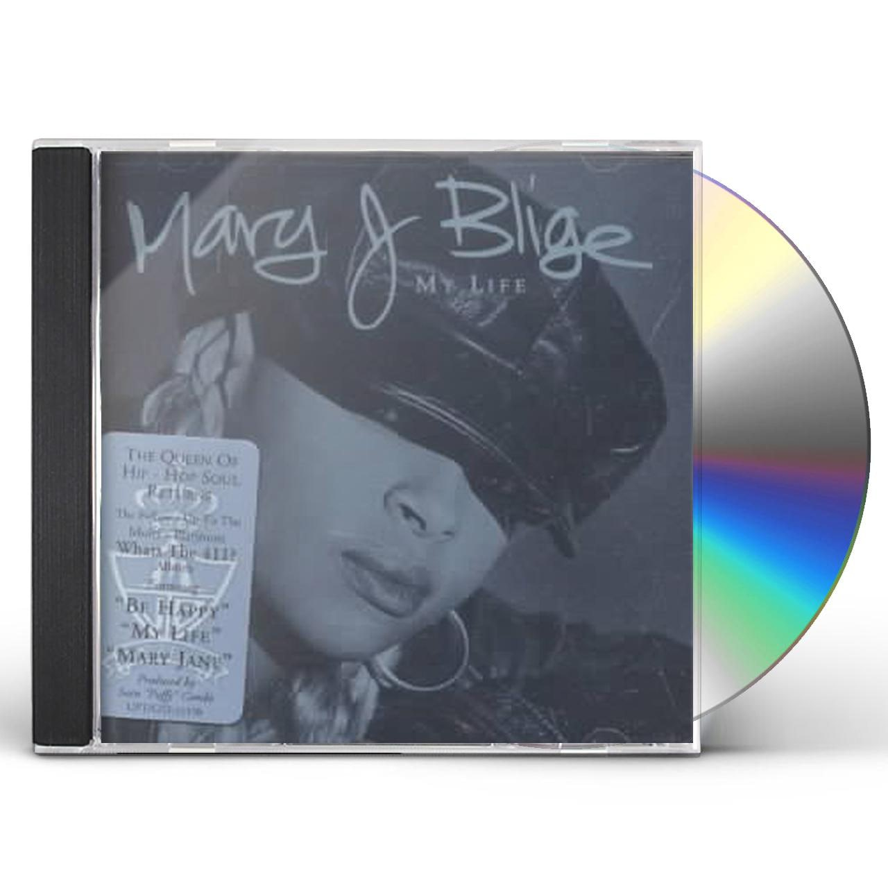 Mary J  Blige MY LIFE CD