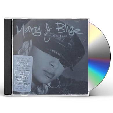 Mary J. Blige MY LIFE CD