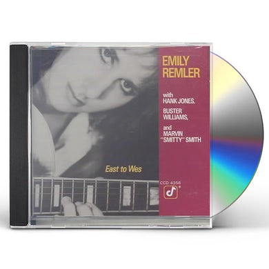 Emily Remler EAST TO WES CD