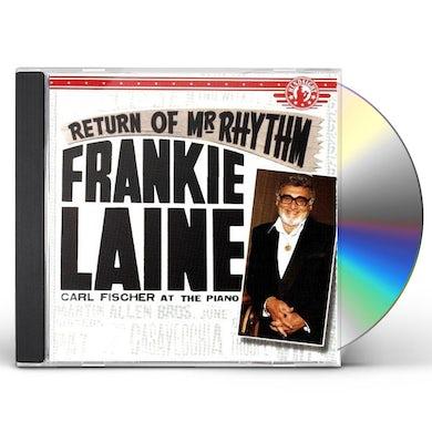 Frankie Laine RETURN OF MR RHYTHM (1945-48) CD
