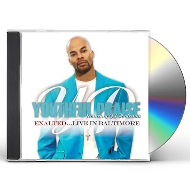 Youthful Praise EXALTED: LIVE IN BALTIMORE CD