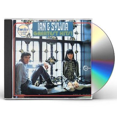 Ian & Sylvia GREATEST HITS CD