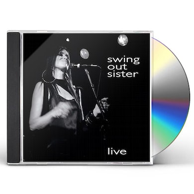 Swing Out Sister LIVE CD