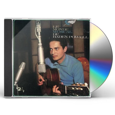 LE MONDE MUSICAL DE BADEN POWELL CD