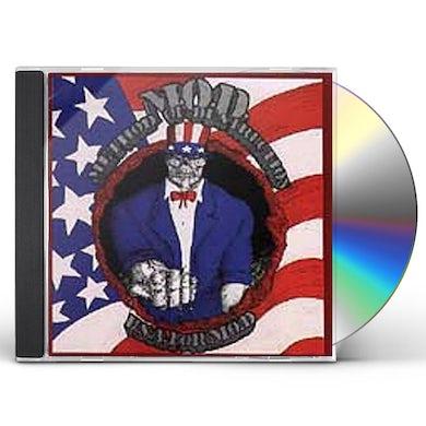 USA FOR MOD CD